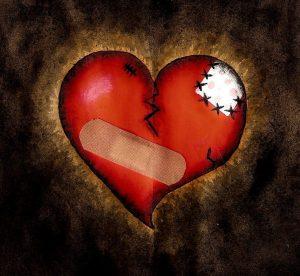 5 steps to healing a broken heart