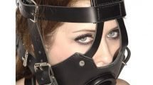 Strict Leather Half Face Muzzle