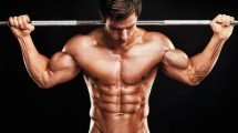 Six pack abs in six months