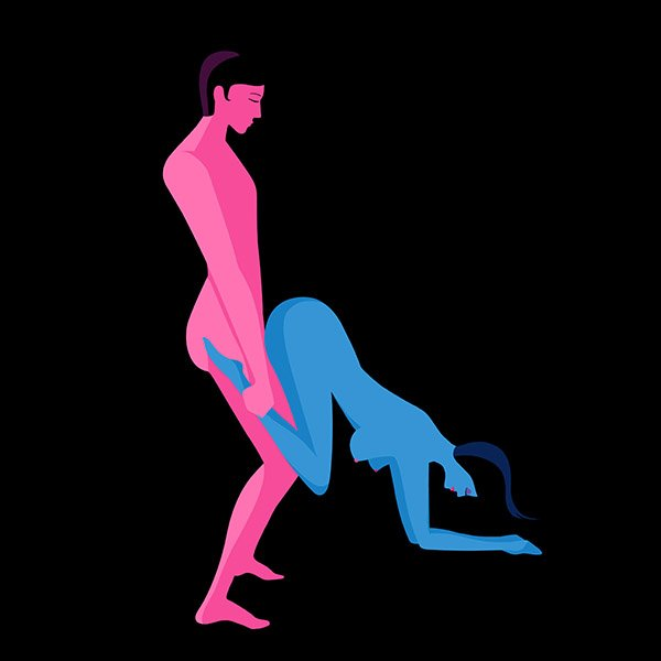 Cosmo's most creative sex positions ever