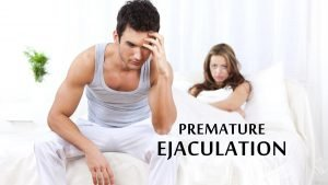 Finding solutions for premature ejaculation